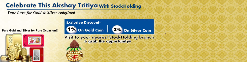 Celebrate This Akshay Tritiya with StockHolding